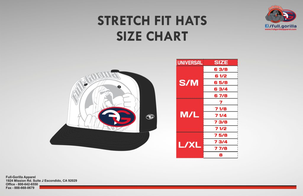 Stretch Fit Hats
